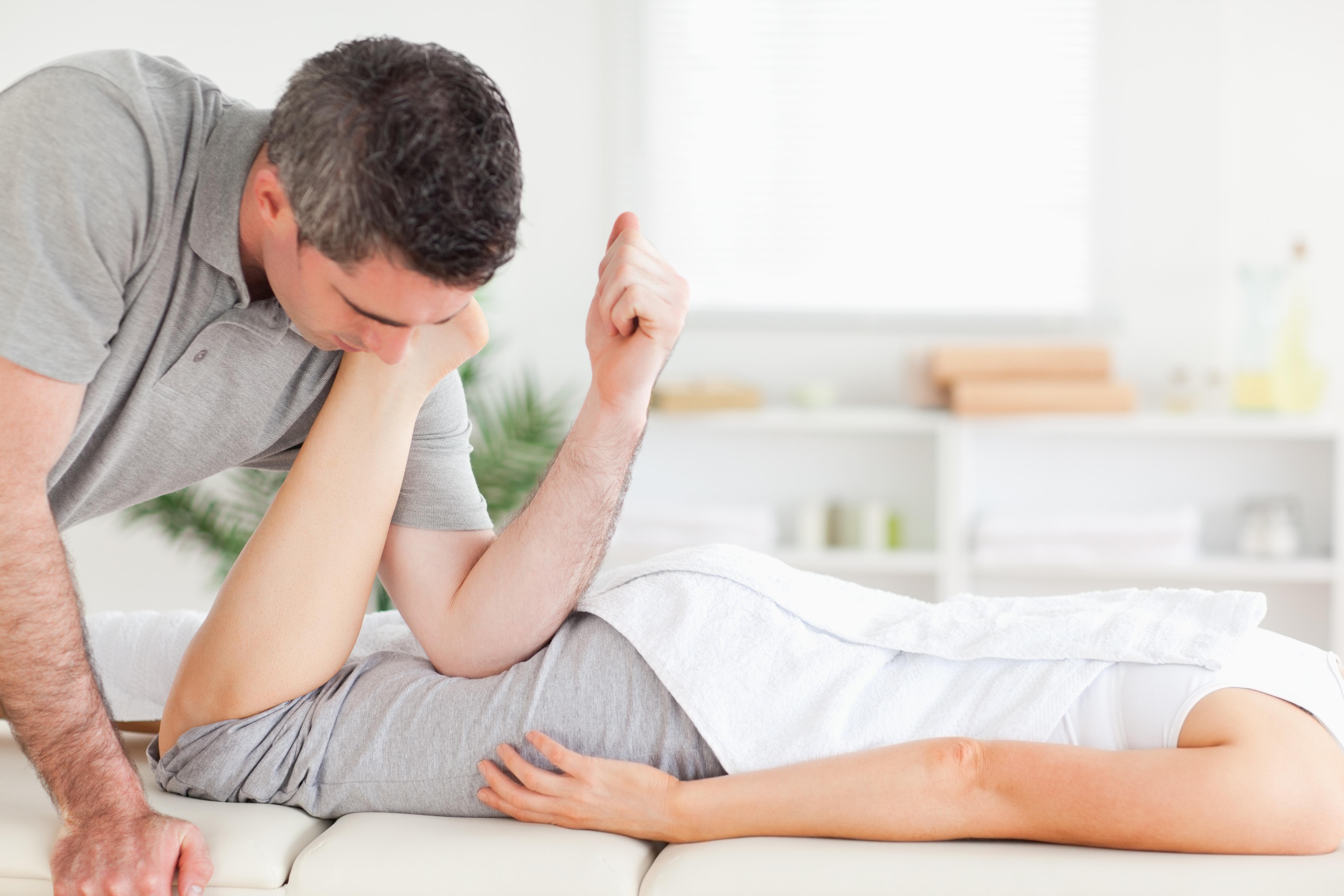 sports remedial massage